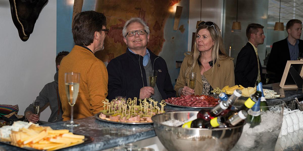 Vinsmaking på D'Wine i Aalborg