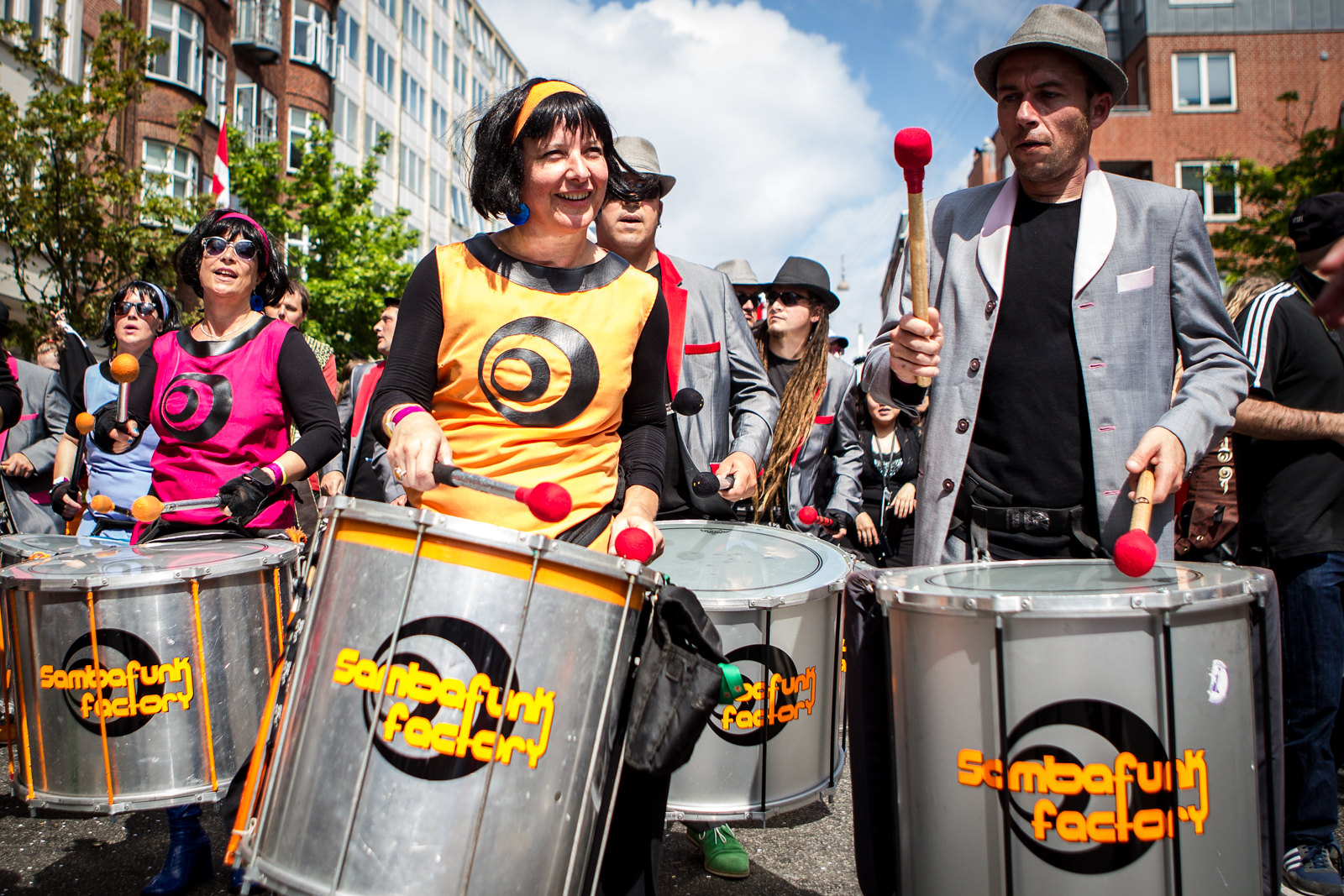 Foto: Aalborg karneval