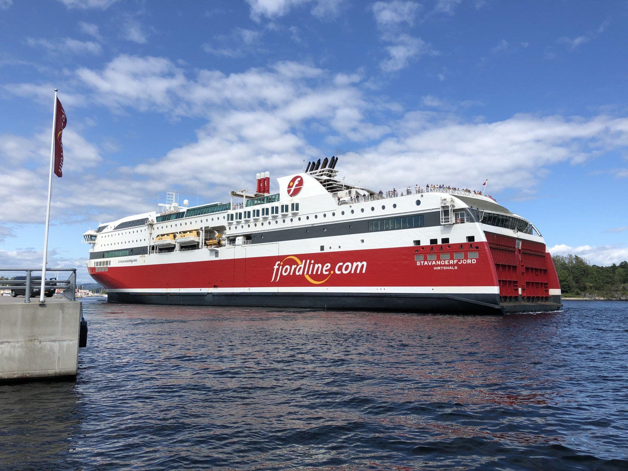 Komfort: Om bord på Fjord Lines miljøskip MS Bergensfjord og MS Bergensfjord får du et tilbud som tilfredsstiller dagens krav til komfort. Foto: Fjord Line