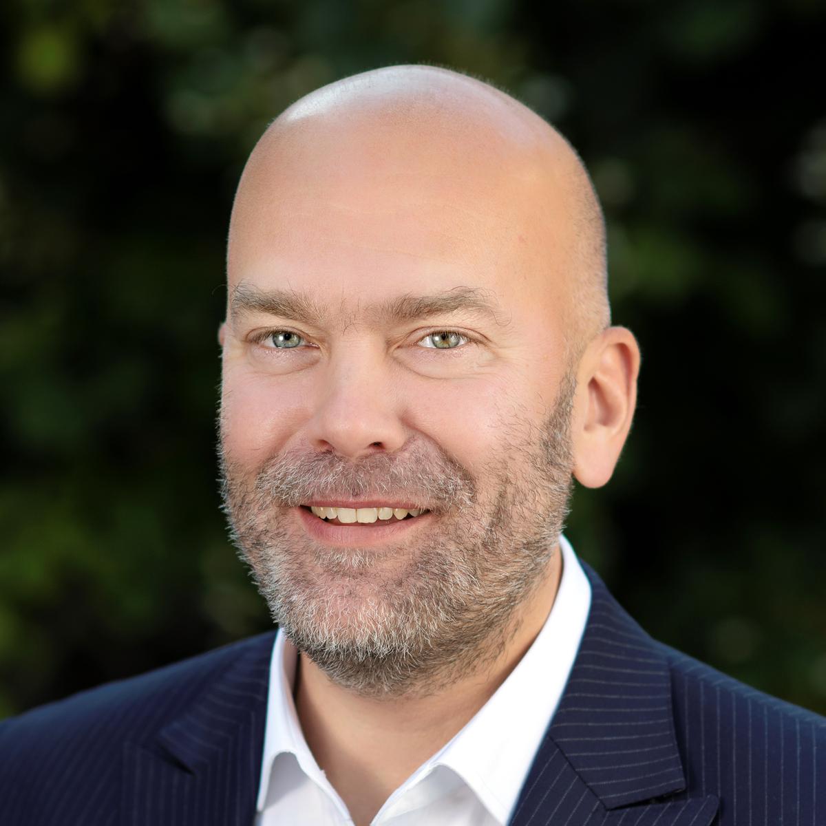 Konsernledelse, CEO, Richard Ternblom