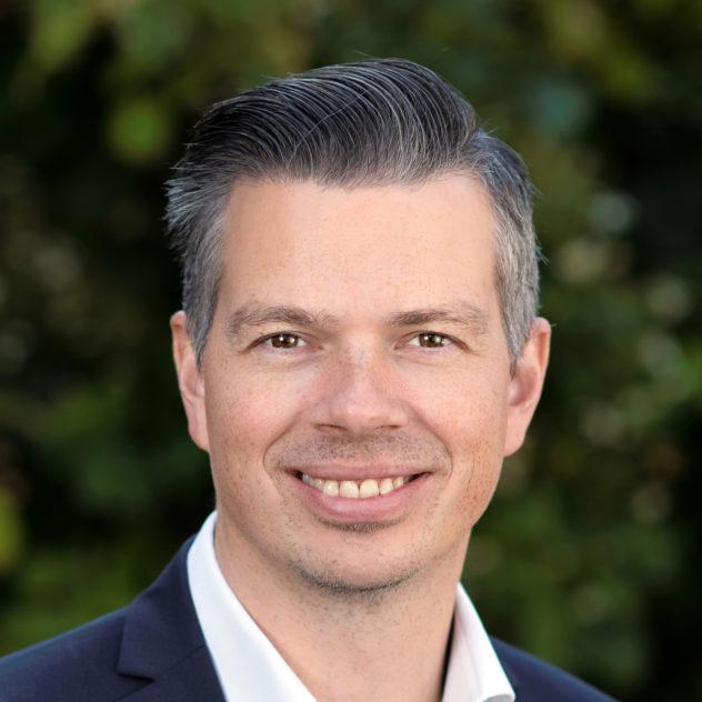 Konsernledelse, Business Development, Samuel Tegern