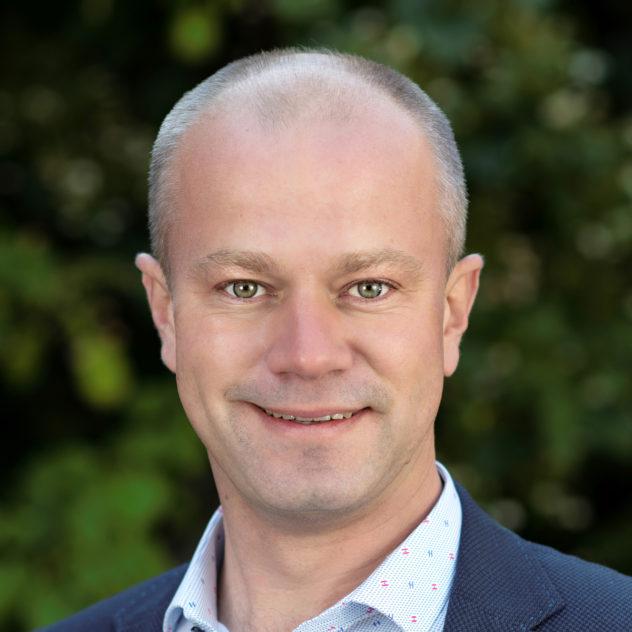 Konsernledelse, COO, Thomas Nymann Sørensen