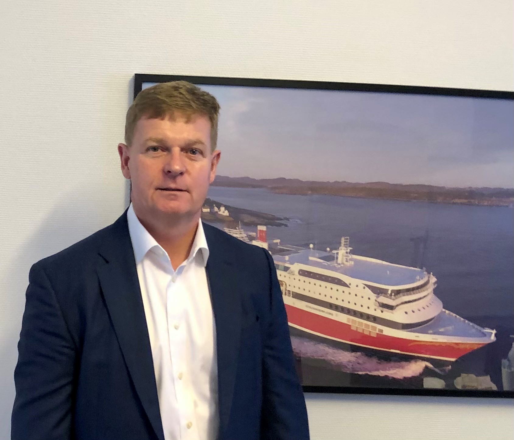 CEO Brian Thorsted Hansen